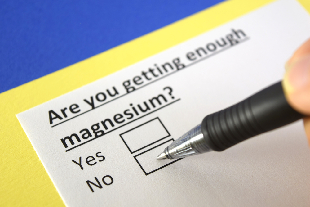 Magnesium Deficiency Anxiety, Authored by Dr. Carolyn Dean
