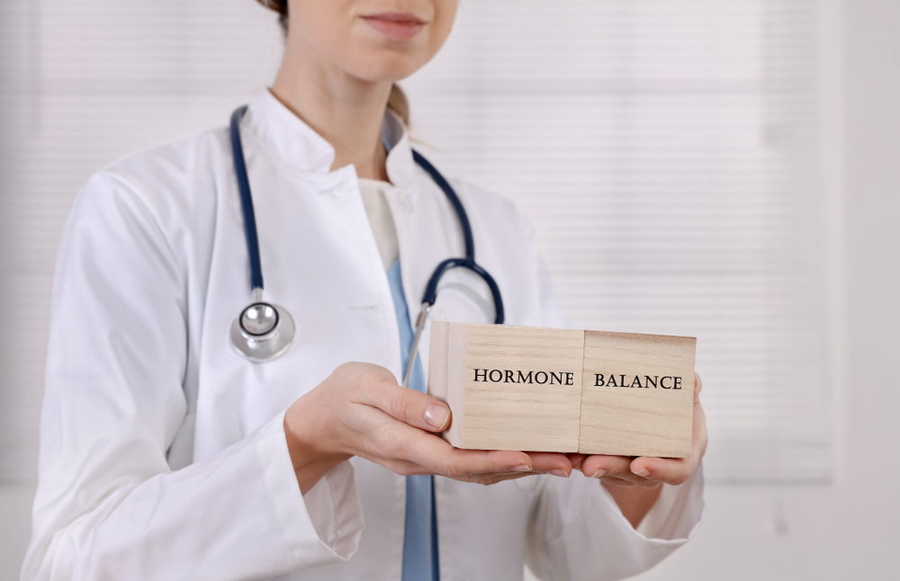 Balancing Hormones the Natural Way: Hormone Balance by Dr. Carolyn Dean